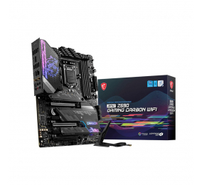 Motherboard ATX MSI MPG Z590 Gaming Carbon WiFi