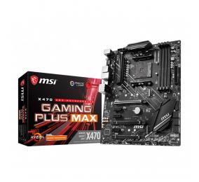Motherboard ATX MSI X470 Gaming Plus Max
