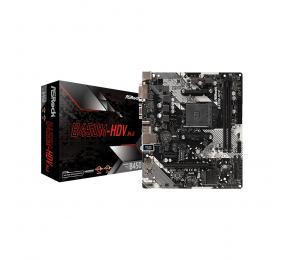 Motherboard Micro-ATX ASRock B450M-HDV R4.0