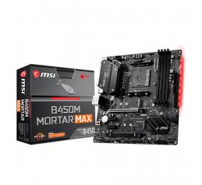 Motherboard Micro-ATX MSI B450M Mortar Max