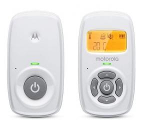 Intercomunicador Motorola Baby Monitor MBP24