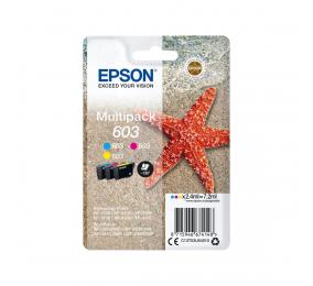 Tinteiro Epson Multipack 603 3-Cores