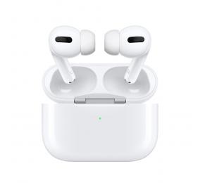Auriculares Apple AirPods Pro Wireless Brancos com Caixa de Carregamento