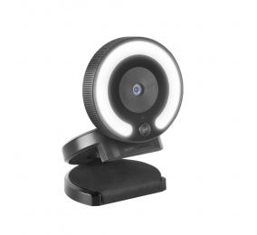 Webcam Mars Gaming MWPROW FHD 1080p Branca