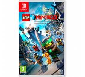 Jogo Nintendo Switch The Lego Ninjago Movie Video Game