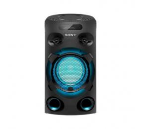 Coluna High-Power Sony MHC-V02 Bluetooth Preta
