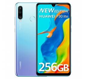 "Smartphone Huawei P30 Lite New Edition 6.15"" 6GB/256GB Dual SIM Cristal"