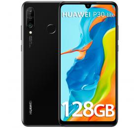 """Smartphone Huawei P30 Lite 6.15"""" 4GB/128GB Dual SIM Preto"""