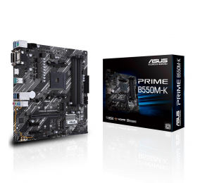 Motherboard Micro-ATX Asus Prime B550M-K