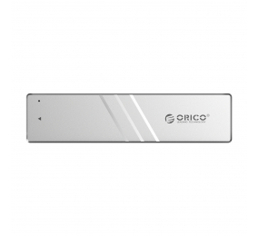 Caixa Externa M.2 Orico PAM2-C3 M.2 NVMe PCIe / USB-C (USB 3.1 Gen2) Cinza