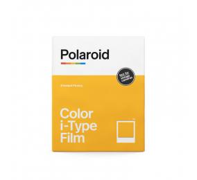 Película Polaroid Color Film p/ i-Type