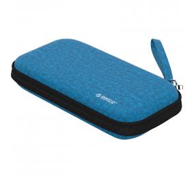 """Bolsa de Proteção Orico PH-D2 para HDD/SSD 2.5"""" Azul"""