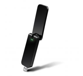 Placa de Rede TP-Link Archer T4U Wi-Fi Dual Band AC1300 USB