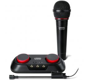Placa de Som Creative Sound Blaster R3 Audio Recording Starter Kit Youtube
