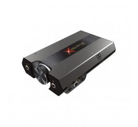 Placa de Som Creative Sound BlasterX G6 7.1 USB