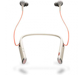 Auriculares Plantronics Poly Voyager 6200 UC Bluetooth Creme