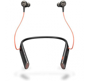 Auriculares Plantronics Poly Voyager 6200 UC Bluetooth Preto
