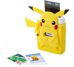 Impressora Instantânea Fujifilm Instax Mini Link NS Pack Pokemon