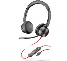 Headset Plantronics Poly Blackwire 8225 USB-C