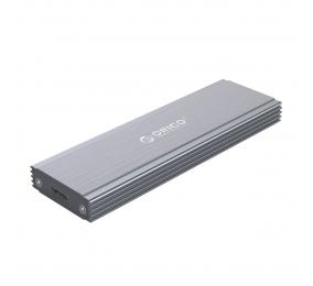 Caixa Externa M.2 Orico PRM2F-C3 SSD M.2 NGFF USB 3.1 Type-C Cinza