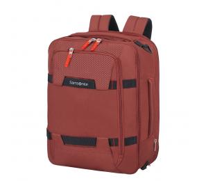 "Mochila Samsonite Sonora Convertível 3-Way Boarding Bag 15.6"" EXP Vermalha"
