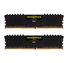 Memória RAM Corsair Vengeance LPX 32GB (2x16GB) DDR4-3200MHz CL16 Preta