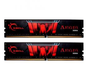 Memória RAM G.SKILL Aegis 16GB (2x8GB) DDR4-3200MHz CL16 Preta