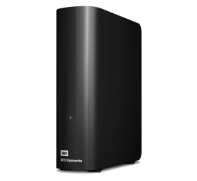 "Disco Externo 3.5"" Western Digital Elements Desktop 8TB USB 3.0 Preto"