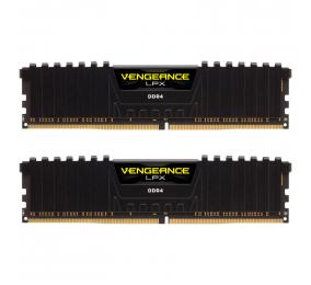 Memória RAM Corsair Vengeance LPX 64GB (2x32GB) DDR4-3200MHz CL16 Preta