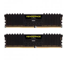Memória RAM Corsair Vengeance LPX 16GB (2x8GB) DDR4-3600MHz CL18 Preta