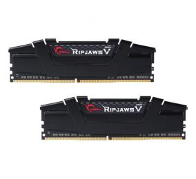 Memória RAM G.SKILL Ripjaws V 16GB (2x8GB) DDR4-4000MHz CL17 Preta