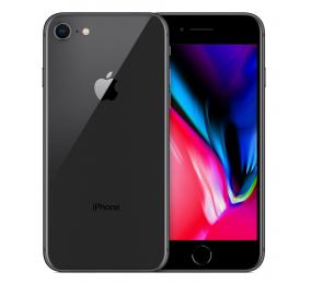 """Smartphone Apple iPhone 8 4.7"""" 256GB Cinzento Sideral (Recondicionado Grade A)"""