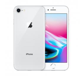 """Smartphone Apple iPhone 8 4.7"""" 64GB Prateado (Recondicionado Grade A)"""