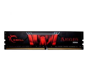 Memória RAM G.SKILL Aegis 16GB (1x16GB) DDR4-3200MHz CL16 Preta