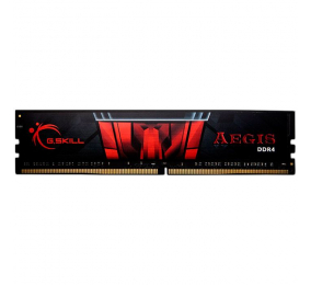 Memória RAM G.SKILL Aegis 8GB (1x8GB) DDR4-3200MHz CL16 Preta