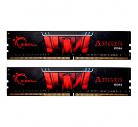 Memória RAM G.SKILL Aegis 32GB (2x16GB) DDR4-3200MHz CL16 Preta