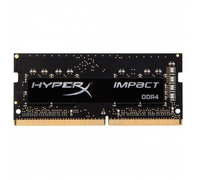 Memória RAM SO-DIMM HyperX Impact 16GB (1x16GB) DDR4-2666MHz CL16