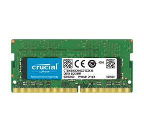 Memória RAM SO-DIMM Crucial Value 8GB (1x8GB) DDR4-2666MHz CL16 Single-Ranked