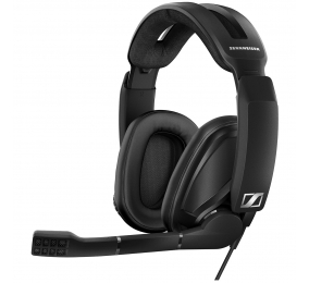 Headset Sennheiser GSP 302 Preto