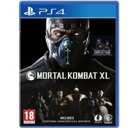 Jogo PS4 Mortal Kombat XL