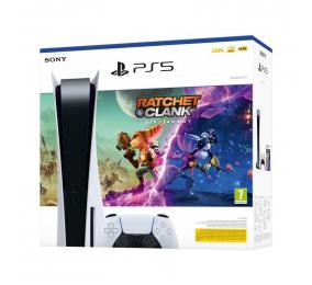 Consola Sony PlayStation 5 + Jogo PS5 Ratchet & Clank: Rift Apart