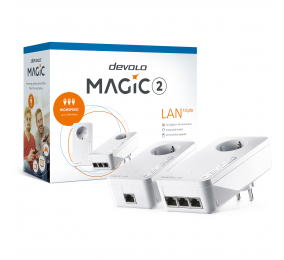 PowerLine Devolo Magic 2 LAN Triple Starter Kit