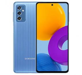 """Smartphone Samsung Galaxy M52 5G 6.7"""" 8GB/128GB Dual SIM Azul"""
