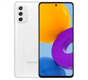 "Smartphone Samsung Galaxy M52 5G 6.7"" 8GB/128GB Dual SIM Branco"