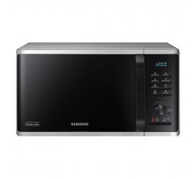 Micro-ondas com Grill Samsung MG23K3515AS 1100W 23 Litros Prateado
