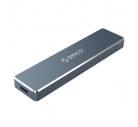 Caixa Externa M.2 Orico PVM2F-C3 SSD M.2 NGFF USB 3.1 Type-C Cinza