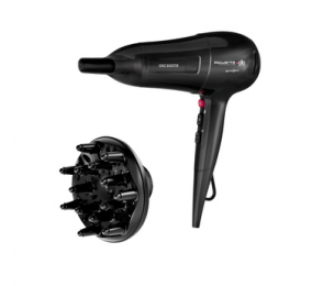 Secador de Cabelo Rowenta For Elite Powerline 2100W Preto