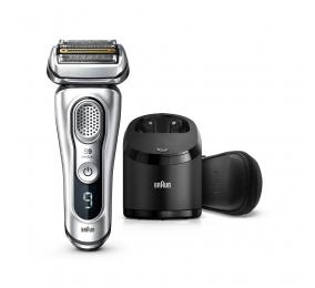 Máquina de Barbear Braun Series 9 9390cc Wet & Dry