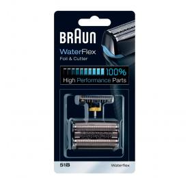 Recarga Braun 51B para Series 5 (Waterflex)