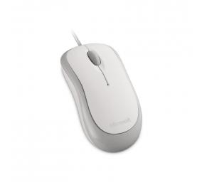 Rato Microsoft Basic Optical Mouse 800DPI Branco